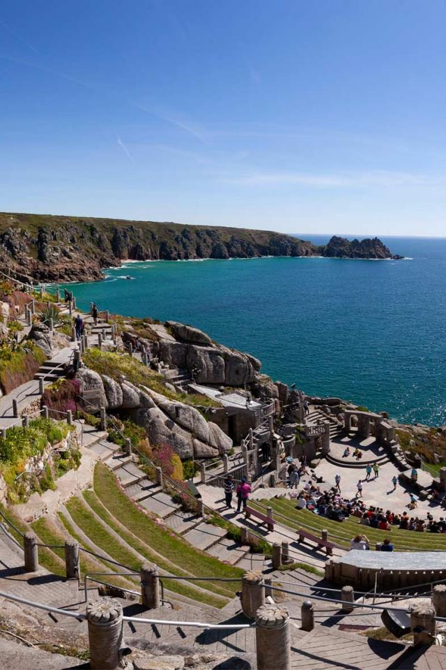 Visit during the day | Minack Theatre