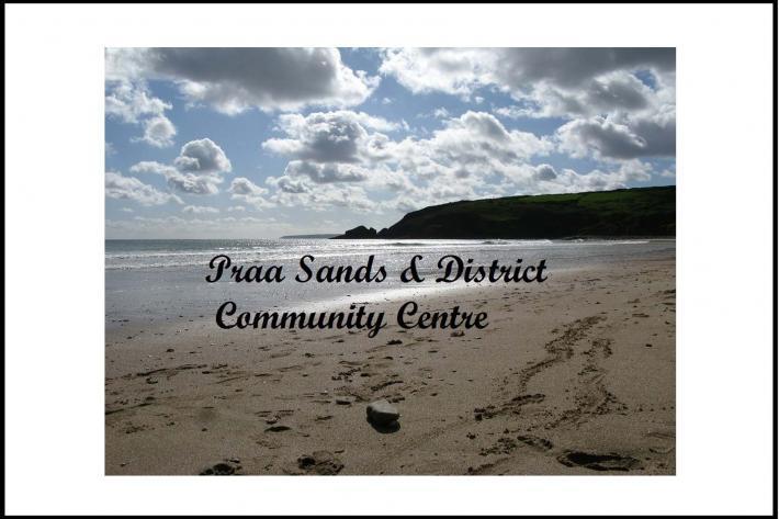 The beach at Praa Sands