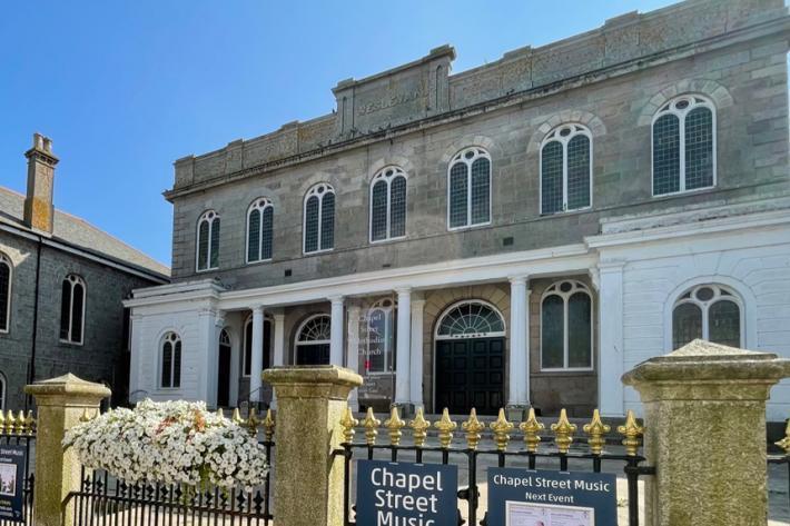 Chapel Street Methodist Church, Penzance