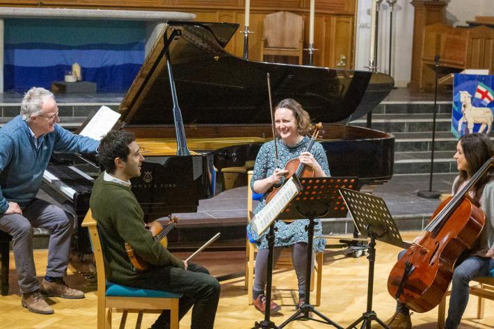 The Chapel Street Ensemble