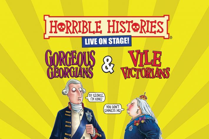 Horrible Histories promotional image