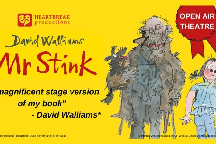 Mr Stink Banner