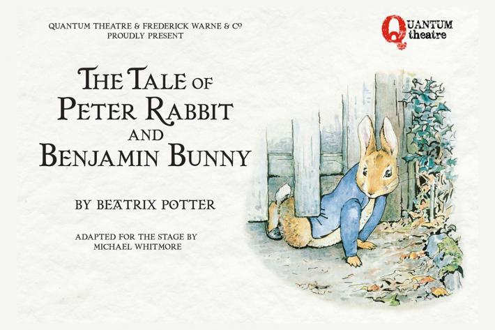 Peter Rabbit banner