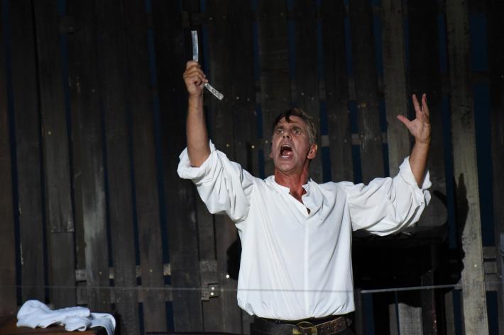 Sweeney Todd : The Demon Barber of Fleet Street